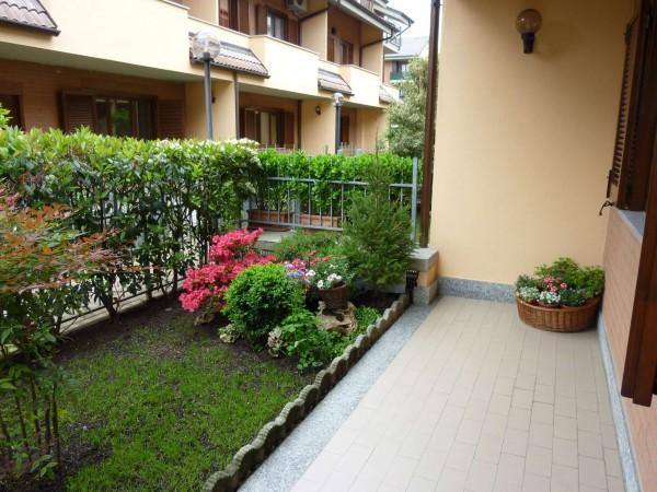 Villetta a schiera in vendita a Venaria Reale, Gallo Praile, Con giardino, 330 mq - Foto 36