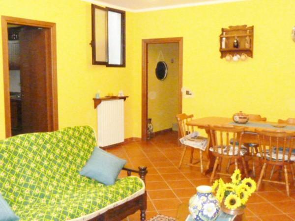 Villetta a schiera in vendita a Venaria Reale, Gallo Praile, Con giardino, 330 mq - Foto 8