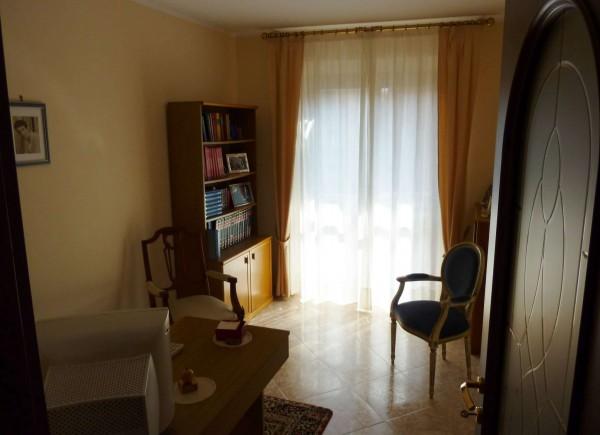 Villetta a schiera in vendita a Venaria Reale, Gallo Praile, Con giardino, 330 mq - Foto 22