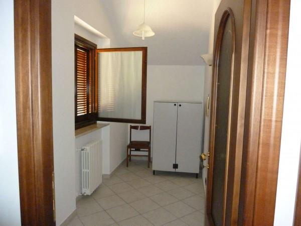 Villetta a schiera in vendita a Venaria Reale, Gallo Praile, Con giardino, 330 mq - Foto 15