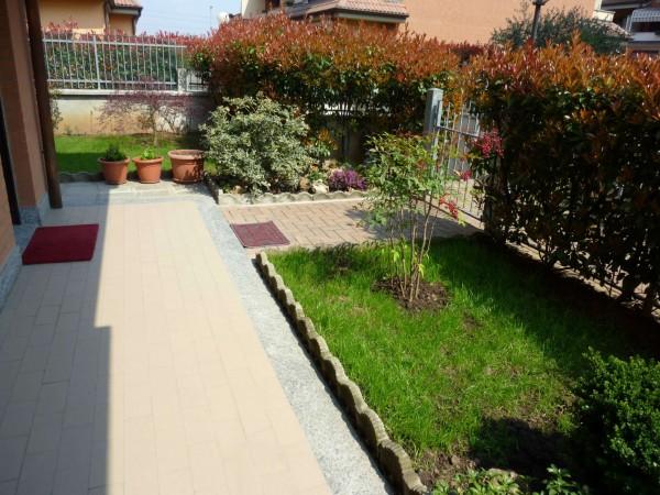 Villetta a schiera in vendita a Venaria Reale, Gallo Praile, Con giardino, 330 mq - Foto 32