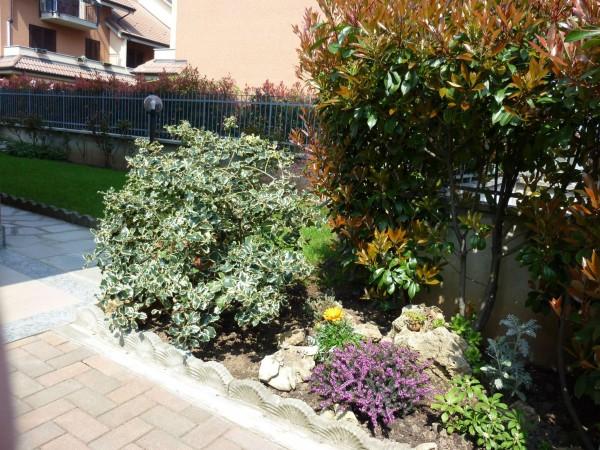 Villetta a schiera in vendita a Venaria Reale, Gallo Praile, Con giardino, 330 mq - Foto 30