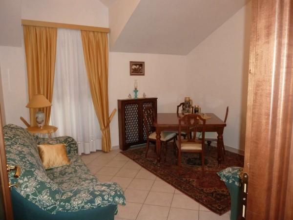 Villetta a schiera in vendita a Venaria Reale, Gallo Praile, Con giardino, 330 mq - Foto 16