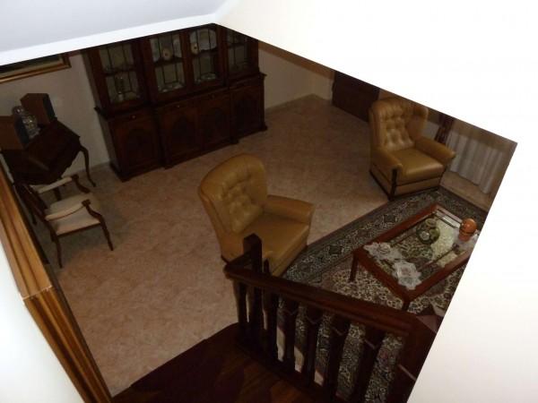 Villetta a schiera in vendita a Venaria Reale, Gallo Praile, Con giardino, 330 mq - Foto 25