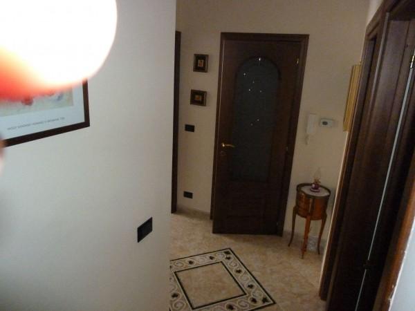 Villetta a schiera in vendita a Venaria Reale, Gallo Praile, Con giardino, 330 mq - Foto 12