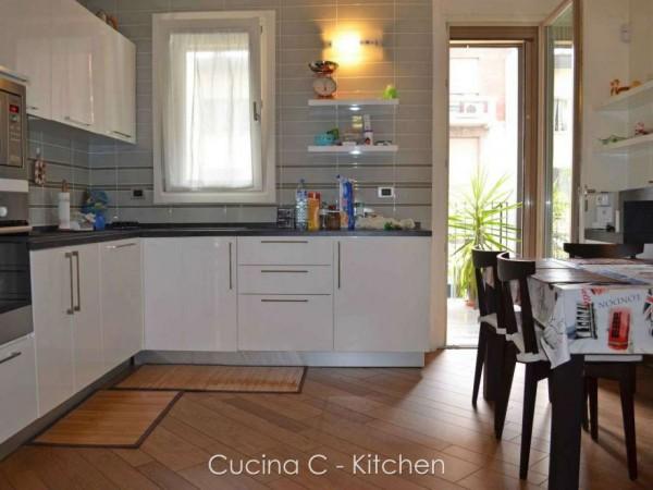 Appartamento in vendita a Milano, Cadore/montenero, 136 mq - Foto 9