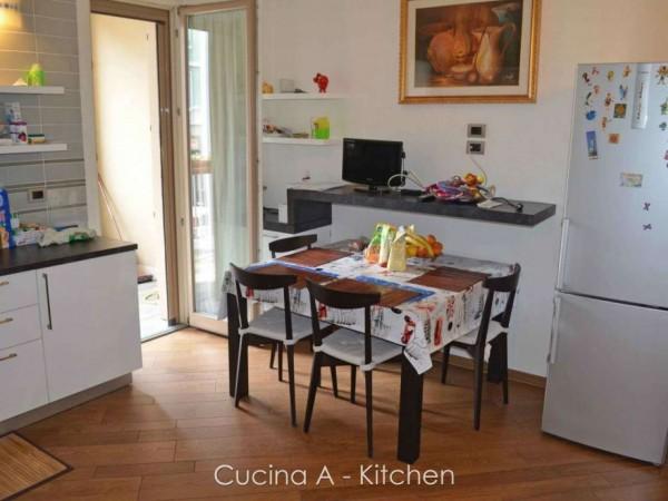 Appartamento in vendita a Milano, Cadore/montenero, 136 mq - Foto 21