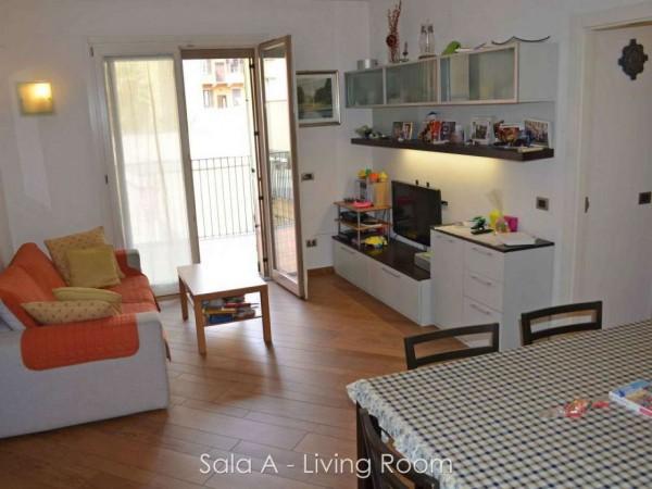 Appartamento in vendita a Milano, Cadore/montenero, 136 mq - Foto 22