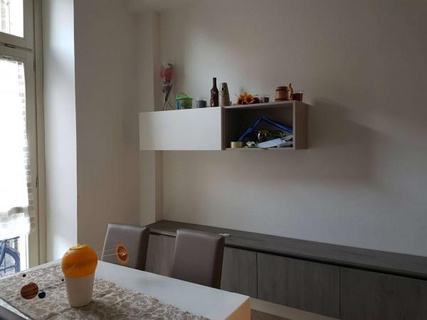 Appartamento in vendita a Torino, San Donato, Arredato, 130 mq - Foto 20