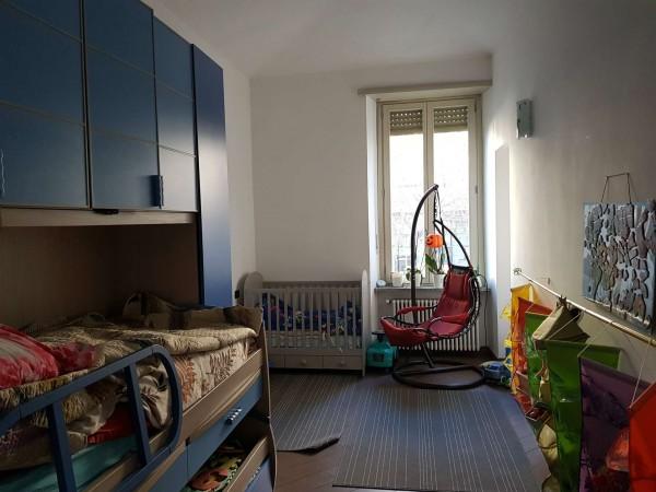 Appartamento in vendita a Torino, San Donato, Arredato, 130 mq - Foto 12
