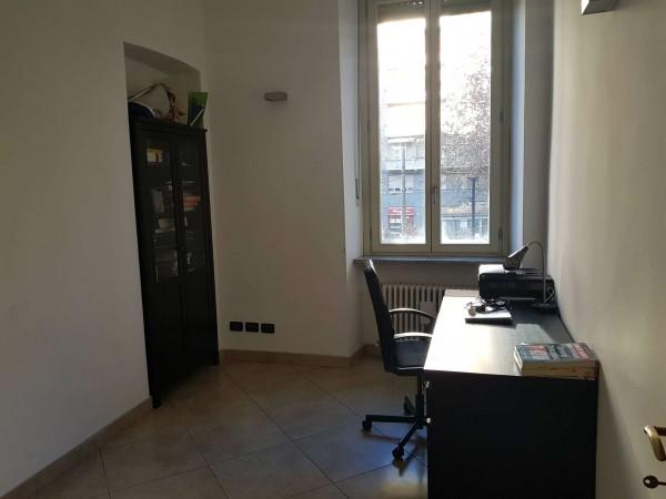 Appartamento in vendita a Torino, San Donato, Arredato, 130 mq - Foto 8