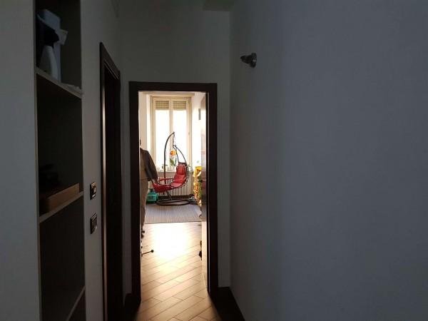 Appartamento in vendita a Torino, San Donato, Arredato, 130 mq - Foto 13