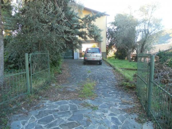 Villa in vendita a Chiavari, San Rufino, Con giardino, 200 mq