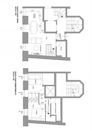 Appartamento in vendita a Ospedaletti, Arredato, con giardino, 88 mq - Foto 3