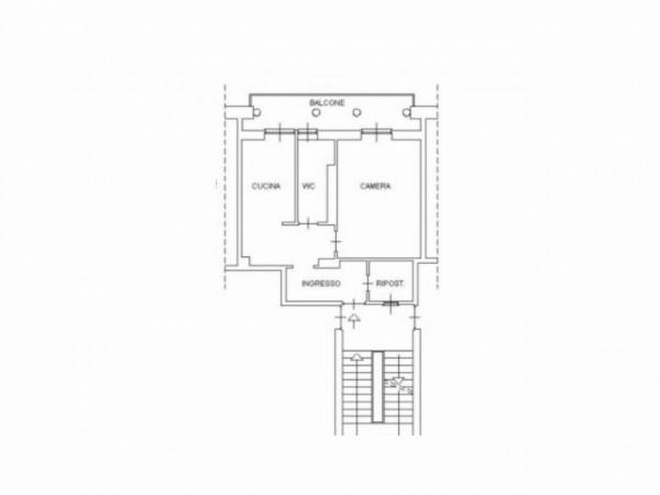 Appartamento in vendita a Orbassano, 55 mq