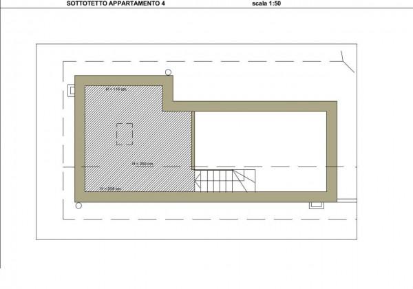 Appartamento in vendita a Besana in Brianza, Centro, 60 mq - Foto 2