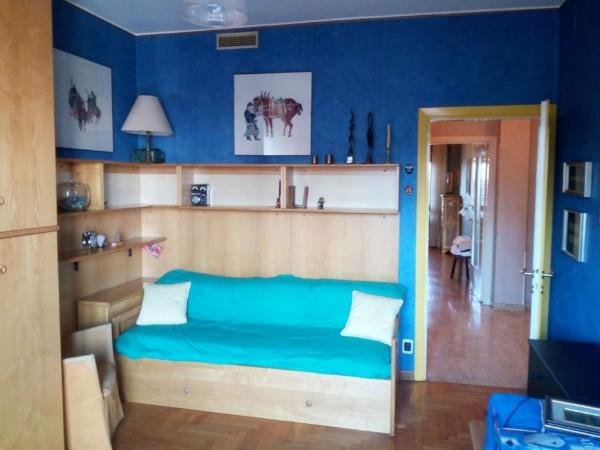 Appartamento in affitto a Milano, Con giardino, 136 mq - Foto 12