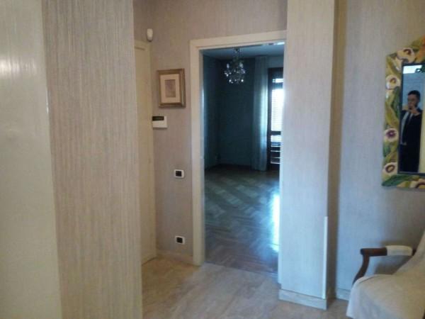 Appartamento in affitto a Milano, Con giardino, 136 mq - Foto 17