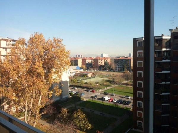 Appartamento in affitto a Milano, Con giardino, 136 mq - Foto 7
