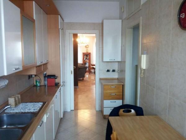 Appartamento in affitto a Milano, Con giardino, 136 mq - Foto 18