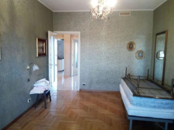 Appartamento in affitto a Milano, Con giardino, 136 mq - Foto 14