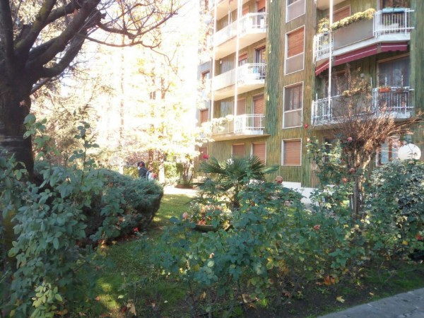 Appartamento in affitto a Milano, Con giardino, 136 mq - Foto 3