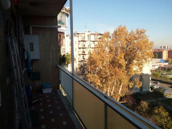 Appartamento in affitto a Milano, Con giardino, 136 mq - Foto 8