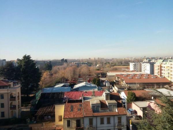 Appartamento in affitto a Milano, Con giardino, 136 mq - Foto 6