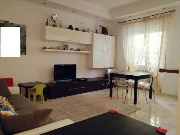 Appartamento in vendita a Roma, Ardeatino, Con giardino, 90 mq