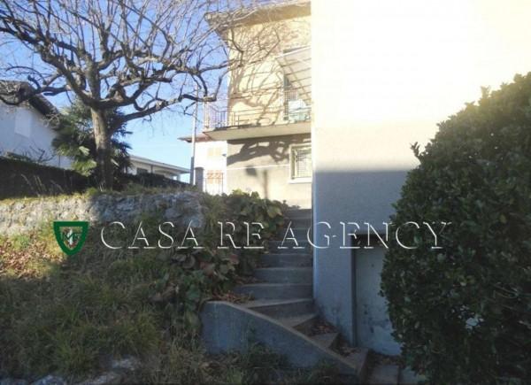 Villa in vendita a Varese, Sant'ambrogio, Con giardino, 235 mq - Foto 9