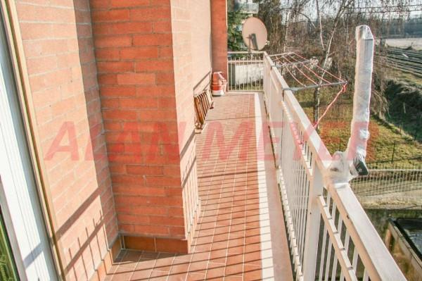 Appartamento in vendita a Alessandria, Villaggio Europa, 90 mq - Foto 4