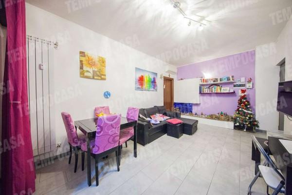 Appartamento in vendita a Milano, Affori Fn, Con giardino, 80 mq