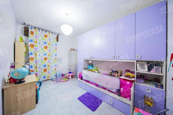 Appartamento in vendita a Milano, Affori Fn, Con giardino, 80 mq - Foto 16