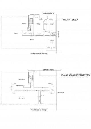 Appartamento in vendita a Milano, Affori Fn, Con giardino, 80 mq - Foto 2