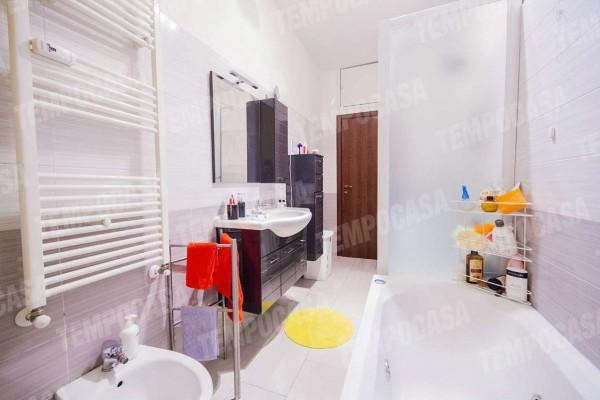 Appartamento in vendita a Milano, Affori Fn, Con giardino, 80 mq - Foto 15