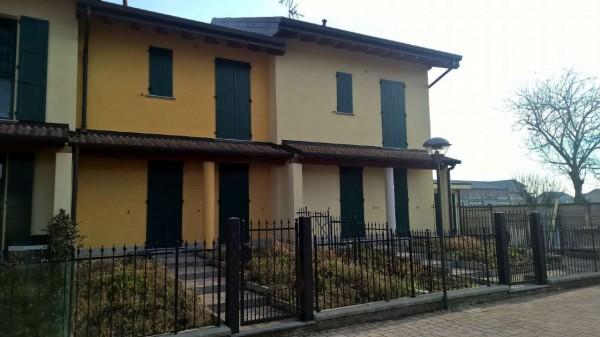Villetta a schiera in affitto a Cornaredo, Con giardino, 150 mq - Foto 14