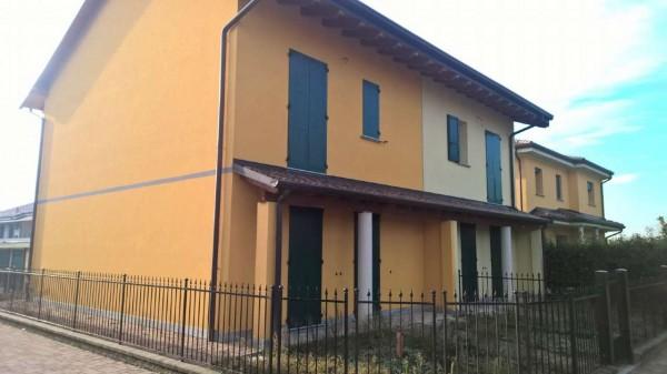 Villetta a schiera in affitto a Cornaredo, Con giardino, 150 mq - Foto 10