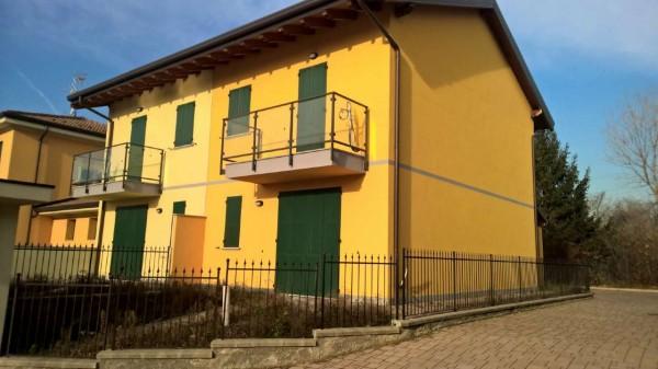 Villetta a schiera in affitto a Cornaredo, Con giardino, 150 mq - Foto 12