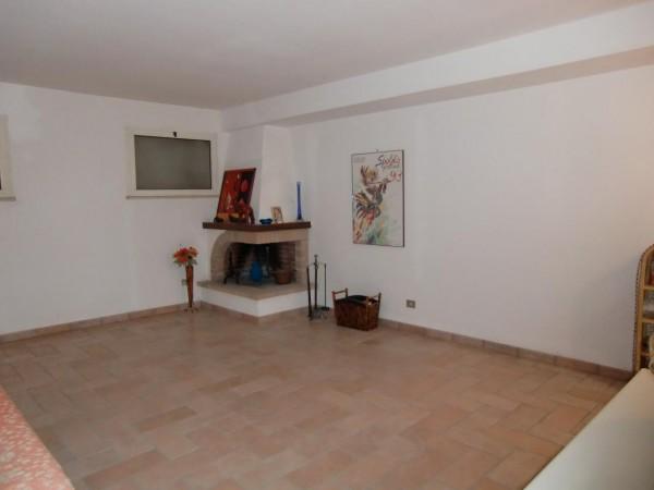 Villetta a schiera in vendita a Spoleto, San Giacomo, Con giardino, 110 mq - Foto 7