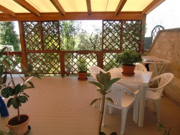 Villetta a schiera in vendita a Spoleto, San Giacomo, Con giardino, 110 mq - Foto 9