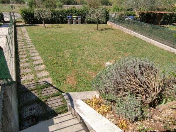 Villetta a schiera in vendita a Spoleto, San Giacomo, Con giardino, 110 mq - Foto 10