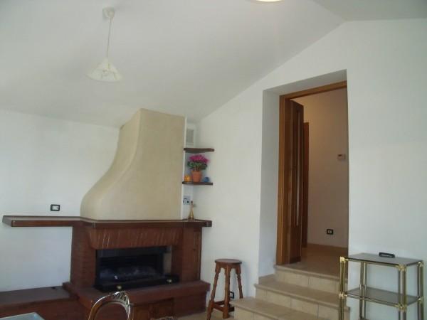 Villetta a schiera in vendita a Spoleto, Milano Di Montemartano, Con giardino, 81 mq - Foto 4