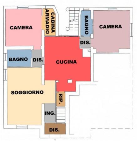 Appartamento in vendita a Spoleto, Via Marconi, Con giardino, 100 mq - Foto 3