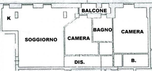 Appartamento in vendita a Spoleto, Via Marconi - Traversa, 72 mq - Foto 2
