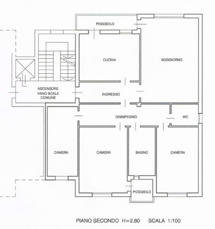 Appartamento in vendita a Abano Terme, Con giardino, 170 mq - Foto 3