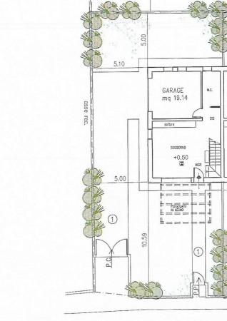 Appartamento in vendita a Legnaro, Con giardino, 150 mq - Foto 3