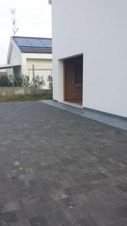 Appartamento in vendita a Legnaro, Con giardino, 150 mq - Foto 16