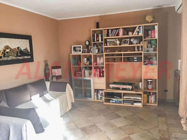 Villa in vendita a San Salvatore Monferrato, 160 mq - Foto 1