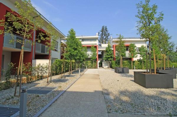 Appartamento in vendita a Treviglio, Casirate, Con giardino, 136 mq - Foto 9