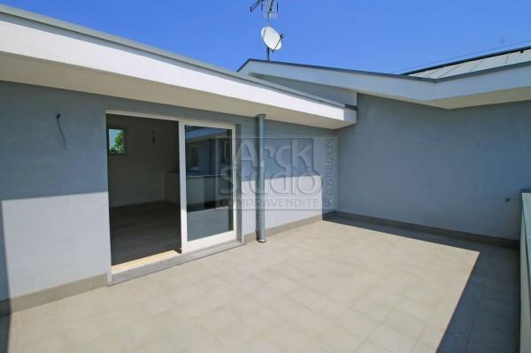 Appartamento in vendita a Treviglio, Casirate, Con giardino, 136 mq - Foto 13
